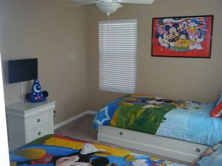 Mickey Mouse Twin with Trundle Bedroom