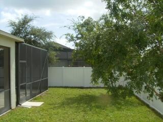 Private Fenced Yard