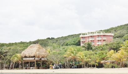 Brick Bay, Roatan Honduras Vacation Rental