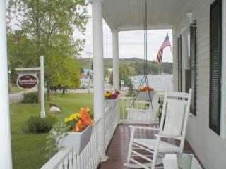 head of Long Lake Vacation Rental