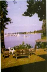 View of Boats from Property