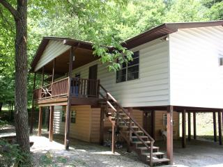 Exterior of the Main Country House Vacation Rental