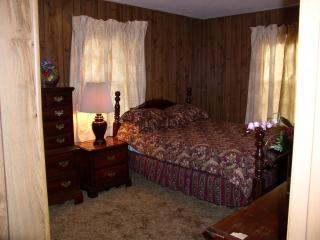 Bedroom #2, with a queen bed