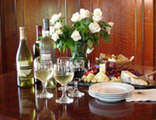 Wine Tastings at Churchill Manor