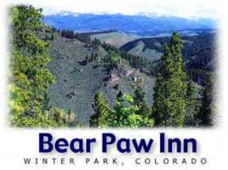 Bear Paw Inn Vista of the Colorado Rockies