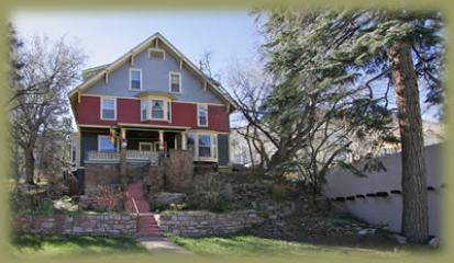Heart of Manitou Springs Historic District Vacation Rental
