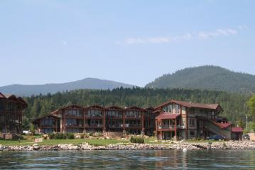 Luxury Condo rental in Lakeside, Montana - Flathead Lake's Finest Lakefront 2 BR/2 BA Waterside Cond Vacation Rental