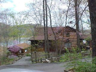 the heart of Apple Valley Resort at Cherokee Lake Vacation Rental